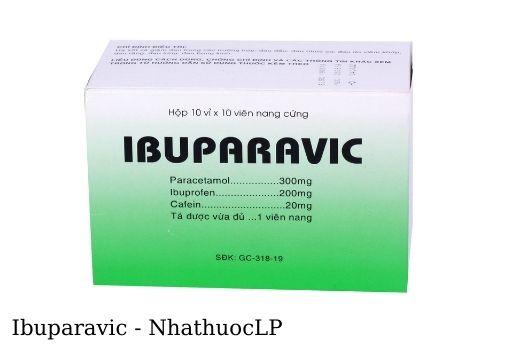 biện pháp phòng ngừa của Ibuparavic